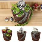 Sky Garden Succulent Plant House Herb Flower Basket Planter Pot Trough Box Bed
