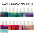 Color Club Mood Changing Nail Polish ASSORTED