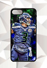 RUSSELL WILSON SEATTLE IPHONE 5 6 7 8 X PLUS (US SELLER) CASE free shipping