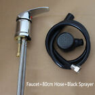 Hot Cold Faucet and Spray Hose for Beauty Salon Shampoo Bowl Sink Parts Kit UDW