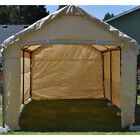 Replacement Canopy End panels, Front Zippered Panel, Back Wall Panel 12 MIL Poly