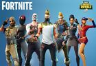 Fortnite Gaming Wall Art Poster A2 A3 A4 A5 Posters - Free Postage