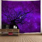 Tree Tapestry Psychedelic Print Wall Hanging Tapestry Home Room Decor Bedspread