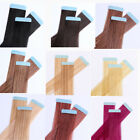 USA STOCK16in-26 inch Remy Tape Hair Extension 30g-100g