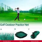 Golf Practice Net Nylon Netting Golf Clubs Sports Barrier Impact Training Net
