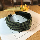 Women's Girl Yoga Elastic Hairband Knot Headband Headwrap Hair Hoop Accessories