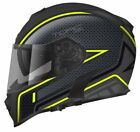 Torc T14B T-14 Blinc Bluetooth Full Face Motorcycle Helmet or Replacement Shield