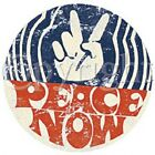 Peace Now American peace sign Vintage T-Shirt  All Sizes  (390) image