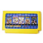 Top quality 60 Pin 8 bit Game Cartridge 30 in 1 with Earthbond turtles