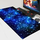 Gaming Mouse Pad Locking Edge Large Mouse Mat PC Computer Laptop Comfortable