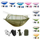 Hammock With Mosquito Net Ultralight Nylon Fashionable Tent For Outdoor Camping