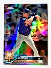 2018 Topps CHROME - REFRACTORS, Sepia, PRISM - RC - U-Pick to complete your set!