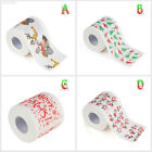 275C Cartoon Tissue Toilet Roll Paper Xmas Party Colorful 4