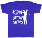 King of the Swing Mens Womens Ladies Unisex T-Shirt
