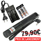 KIT COMPLET EDITION XPRO POINTEUR LASER VERT HIGH POWER ★ VISIBLE A 5KM ★ +18ANS