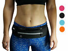 Dimok Runners Belt Waist Pack - Water Resistant Running Belt Fanny Pack image