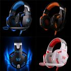 EACH G2000 Gaming Headsets Stereo Sound Headphone 3.5MM Microphone For PC Laptop