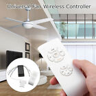 Universal Ceiling Fan Lamp Remote Control Kit Timing Wireless 97-124V GL0570