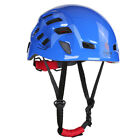 Safety Rock Climbing Helmet Tree Arborist Rappelling Rescue Gear Protective Cap