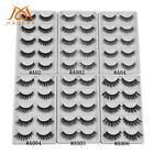 Внешний вид - 5/7 Pairs 100% Beauty 3D Mink Fake Eyelashes Natural False Lashes Makeup Tool