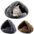 Dog Sleeping House Cute Igloo Bed Puppy Mat Cave Pad Pet Cat Soft Nest Cushion