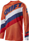 Shift Racing Orange/Blue/White/Red White Label Tarmac Dirt Bike Jersey MX ATV