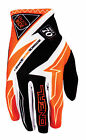 O'Neal Mens Orange/Black Matrix Racewear Dirt Bike Gloves MX ATV 2016