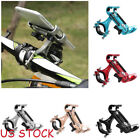 US NEW Metal Bicycle Mobile Phone Frame  motorcycle fixed navigation bracket