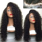 Womens Synthetic Curly Wigs Side Part Wig Brazilian Hairstyle Long Wavy Wig GIFT