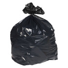 Heavy Duty Black Rubbish Bags Refuse Sacks Bin Liners 50,100,200