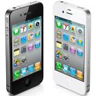 Apple iPhone 4 - 8/16/32GB - All Colors (Factory GSM Unlocked; AT&T / T-Mobile)