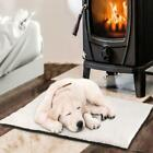 Self Heating Dog Cat Blanket Pet Bed Thermal Washable No Electric Blanket BG