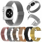 For 40/44MM Apple Watch Series 4 Stainless Steel Milanese iWatch Band Strap 2018 image