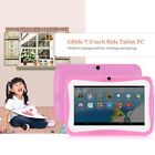 "9"" inch KID'S Tablet PC Quad Core Android 4.4 KitKat 8GB Dual Camera LOT BE2"