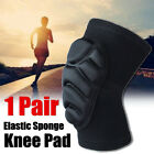 1 Pair Knee Pads Construction Work Sport Cycling Safety Gel Leg Brace Protectors