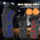 Knee Brace Support Sports Sleeve Pad Compression Arthritis Pain Patella Relief
