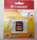 (TS2GSDC) Transcend 2GB SD Flash Memory Card, Error Correcting, Wii, Project M