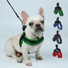 Pet Collar Harnesses Dog V-type Chest Back Traction Rope Mesh Material