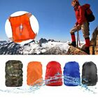 Outdoor Camping Waterproof Backpack Bag Rucksack Rain Cover Luggage Protector BE
