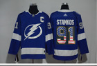 Tampa Bay Lightning Steven Stamkos 91 Stars and Stripes Jersey
