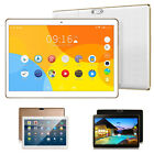 10.1'' Tablet PC 4 64GB Android 6.0 Octa Core 3G Dual SIM Camera WIFI Phablet