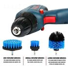3pcs Scrubber Tile Grout Cleaning Drill Brush Bathtub Power Cleaner Combo