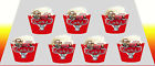 Disney cars 3 mcqueen birthday party Wraps Cupcake Cases Cake Wrappers cup cake