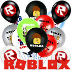 Roblox PARTY BANNER CUPCAKE BALLOON DECORATION SUPPLIES BAG BOX LANYARDS TOPPER