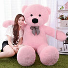 Teddy Bear Only Cover Doll Giant Big Plush Soft Toys Zipper Shell Skin Xmas Gift