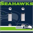 Football Seattle Seahawks Light Switch Cover Choose Your Cover on eBay