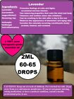 ALL Young Living Essential Oils 1ML & 2ML SAMPLES