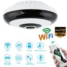 360°Panoramic Fisheye IP Camera Wifi Security Surveillance Camera 1080P Webcam