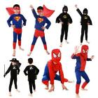 Halloween Costume Superhero Cosplay Fancy Dress Halloween Party For Kids Boys