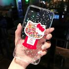 Cute Bling Star Giltter Dynamic Soft Gel Case Cover for iPhone XS Max XR 6 7 8+